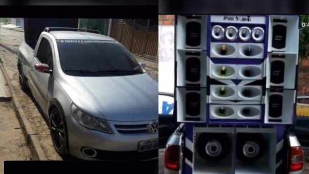Carro roubado em SAJ é encontrado em Valença - saj, policia, bahia