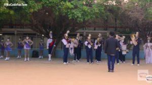 Juazeiro: Estudantes protagonizam desfile virtual de fanfarra em comemoração ao 7 de Setembro - noticias, juazeiro, bahia