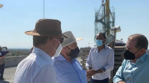 Grupo Formitex conhece estrutura do Polo Agroindustrial e Bioenergético em Muquém e Barra - muquem-do-sao-francisco, barra, bahia