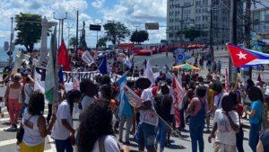 Cruz das Almas e outras 19 cidades da Bahia realizaram manifestações contra Bolsonaro nesta terça - noticias, cruz-das-almas, bahia