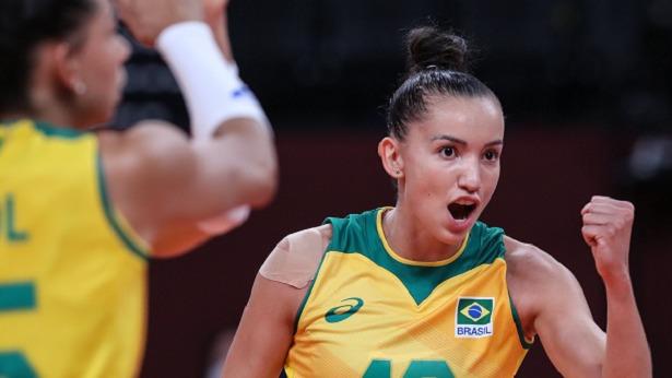Vôlei: Brasil estreia no Sul-Americano com vitória sobre o Peru - esporte