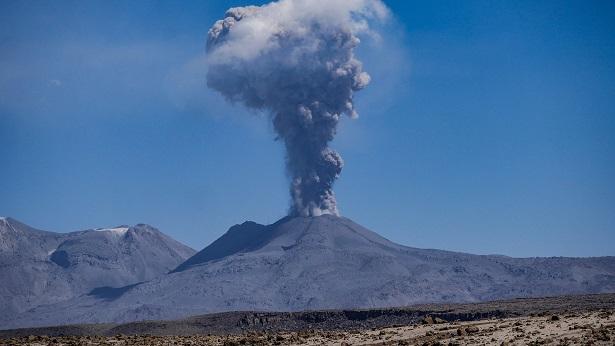 Vulcão capaz de gerar tsunami na Bahia entra em estado de alerta - mundo, bahia