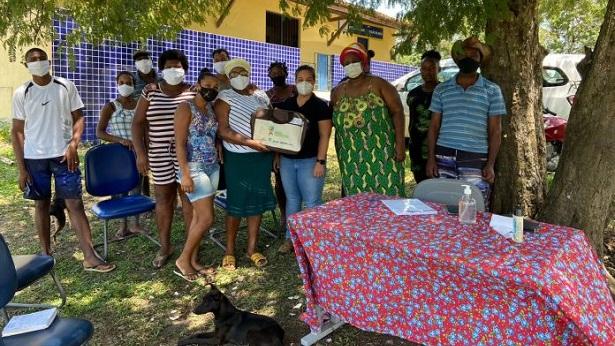 Cachoeira: Comunidades quilombolas recebem mais de R$ 1 milhão em investimentos - noticias, cachoeira, bahia