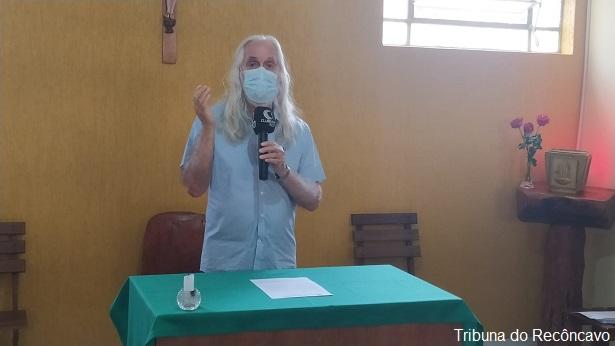 DIOCESE DE AMARGOSA: Padre Nelson Franca é eleito Administrador Diocesano - noticias, destaque, amargosa