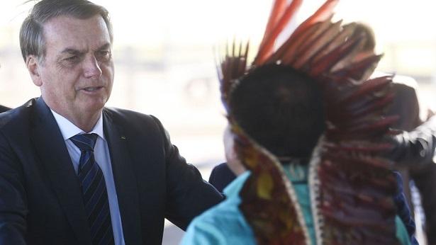 OAB acusa Bolsonaro de cometer crime contra a humanidade e genocídio contra indígenas - politica