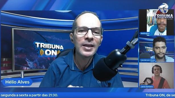 Estreia do Tribuna ON teve Voz e Violão e um bate papo sobre Duatlo - tribuna-on, noticias, destaque