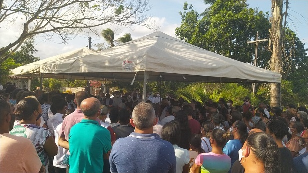 DIOCESE DE AMARGOSA: Morre Padre Manoel Fernando Araújo - noticias, eventos-catolicos, destaque, bahia