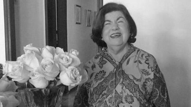 Morre aos 73 anos a almedense Maria de Lourdes Passos Coni, autora do hino de SAJ - saj, noticias, destaque, conceicao-do-almeida
