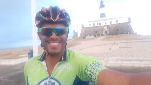 Lucas Tácio participa neste domingo da etapa única do Campeonato Baiano de Ciclismo - noticias, esporte, destaque