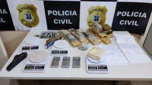 Itabuna: Seis quilos de maconha são apreendidos - policia, itabuna, bahia